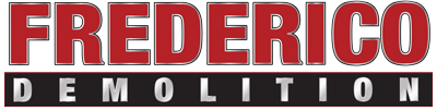 Frederico Demolition Logo