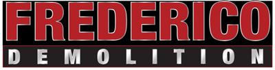 Frederico Demolition Logo